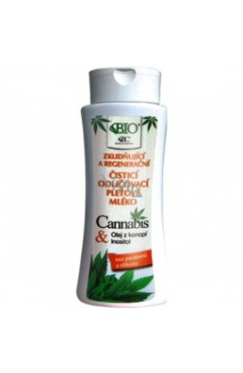 BC Bione Cosmetics Cannabis Cleansing Lotion 255 ml