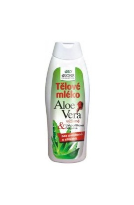 BC Bione Cosmetics Aloe Vera Body Milk 500 ml