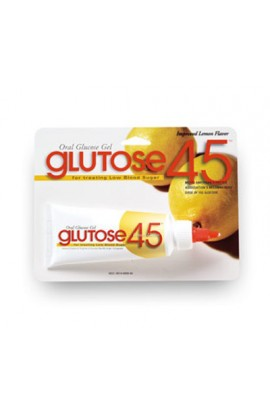 Paddock Laboratories, Glutose 45 Oral Glucose Gel – Lemon, 112,5g