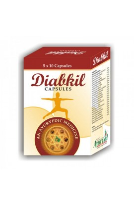 AYURVED, DIABKIL CAPSULES DIABETES, 200 cps