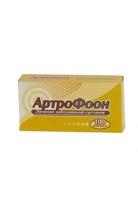 Materia Medica Arthrofoon, tablets, 100 pcs.