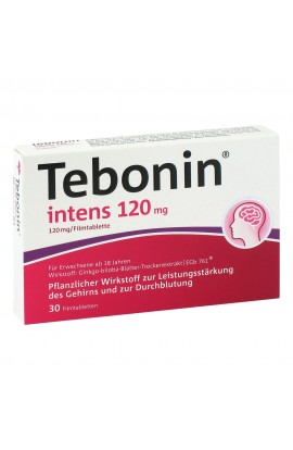 Tebonin intens 120mg (30 pcs)