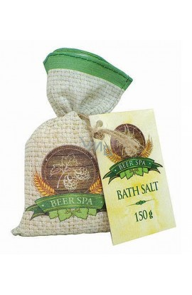Bohemia Beer Spa for stimulating and relaxing tension Bath salt in a 150 g cloth bag