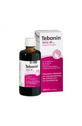 Tebonin forte 40mg (100ml)
