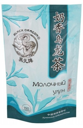 Chinese Dairy Oolong Tea 100g Black Dragon