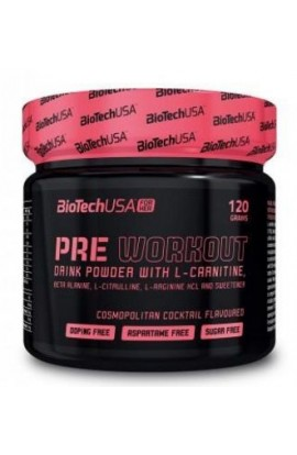 BioTech FOR HER Pre Workout 120g