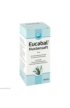 Aristo, EUCABAL HUSTENSAFT, 100 ml