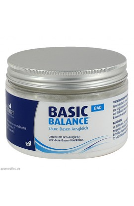 Hübner, BASIC Balance Bad, 600 g