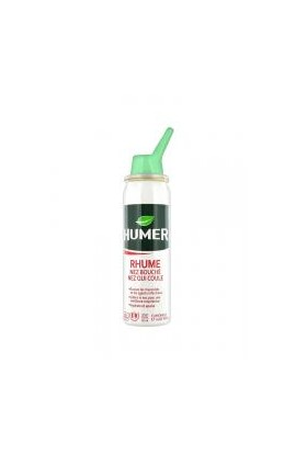 Humer, Cold Blocked Nose Runny Nose Spray Nasal, 50 ml