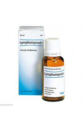 Heel, Lymphomyosot N, 30 ml