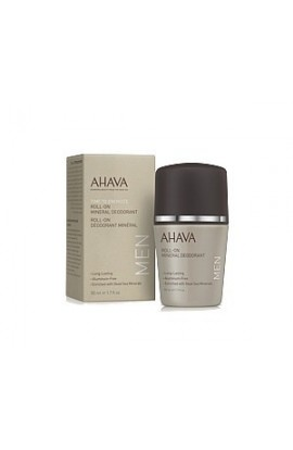 Ahava Men - Roll-on Minearal Deodorant 50 ml