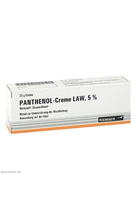 Abanta Pharma, PANTHENOL-CREME LAW, 25 g