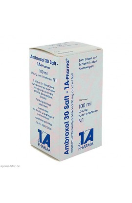 1A Pharma, Ambroxol 30 Saft-1A Pharma, 100 ml