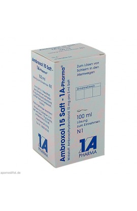 1A Pharma, Ambroxol 15 Saft-1A Pharma, 100 ml