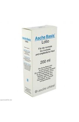 Chiesi, ASCHE BASIS LOTIO, 200 ml