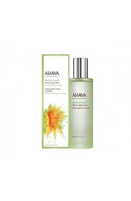 Ahava Dry body oil of oping and moringa  100 ml