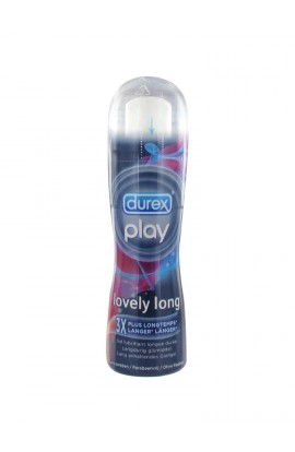 Durex Play Lovely Lang Lang Lasting Lubricant 50 ml