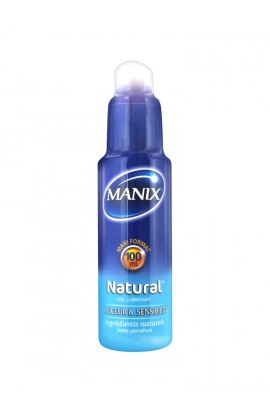 Manix Natural Lubricant 100 ml