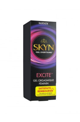 Manix Skyn Excite Orgasmic Gel 15 ml