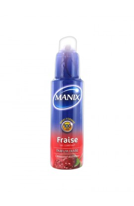 Manix Lube strawberry 100 ml