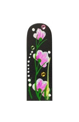 Fulgent World, Nail file, Hand Painted Collection, PL HF45m-01