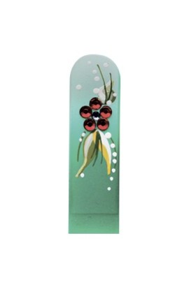 Fulgent World, Nail file, Hand Painted Collection, PL HF49m-08