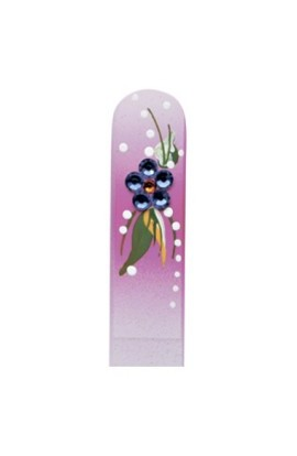 Fulgent World, Nail file, Hand Painted Collection, PL HF49m-1106
