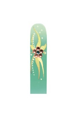 Fulgent World, Nail file, Hand Painted Collection, PL HFm-0811