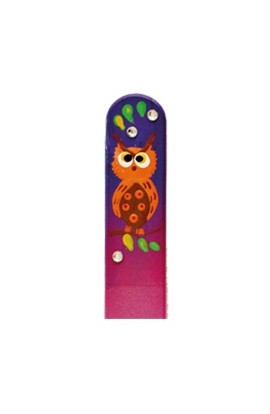 Fulgent World, Nail file, Hand Painted Collection, PL HZ05m-0605