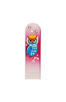 Fulgent World, Nail file, Hand Painted Collection, PL HZ05m-0611