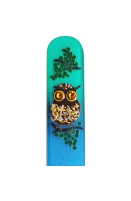 Fulgent World, Nail file, Hand Painted Collection, PL HZ12m-0308
