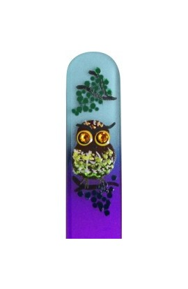 Fulgent World, Nail file, Hand Painted Collection, PL HZ12m-0508
