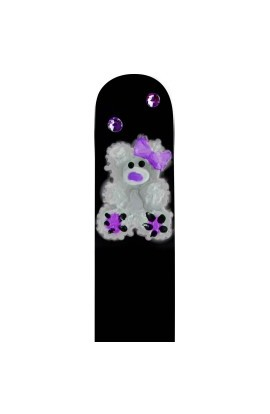 Fulgent World, Nail file, Hand Painted Collection, PL HZ13m-01
