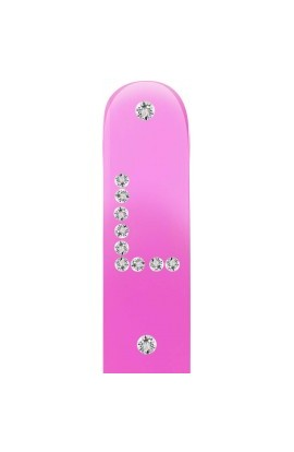 Fulgent World, Nail file, Alphabeth Collection, PL SWAZm-06L