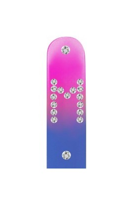 Fulgent World, Nail file, Alphabeth Collection, PL SWAZm-0506M