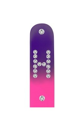 Fulgent World, Nail file, Alphabeth Collection, PL SWAZm-0605H