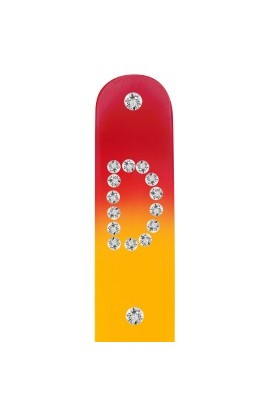 Fulgent World, Nail file, Alphabeth Collection, PL SWAZm-1009D