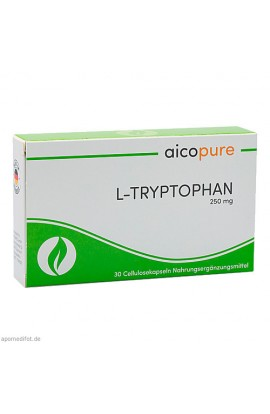 Aicomed, L-TRYPTOPHAN, 30 cps