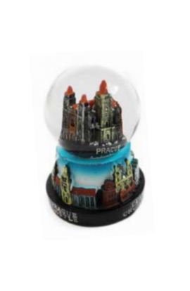 Fulgent World, Snow Balls, Snow Globe, VK-10, 45мм