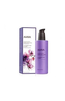 Ahava Mineral Body Milk - Spring Flowers 250 ml