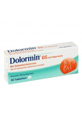 Dolormin GS with naproxen (30 pcs)