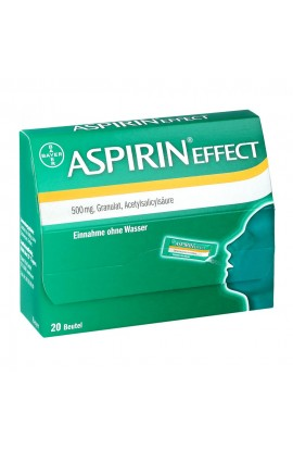 Bayer Aspirin Effect (20 pcs)