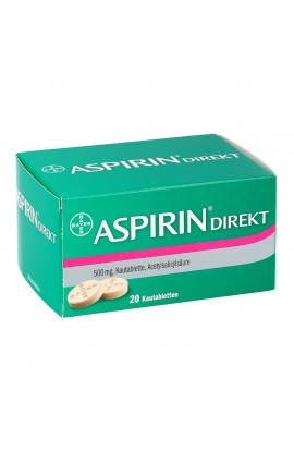 Bayer Aspirin Direct (20 pcs)