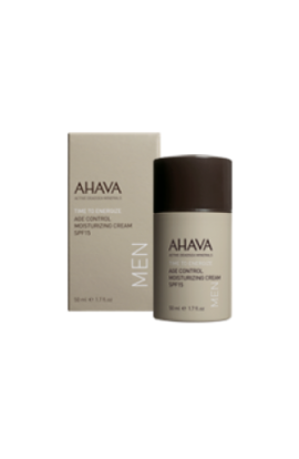 Ahava Rejuvenating Hydrating Cream SPF 15 for Men 50 ml