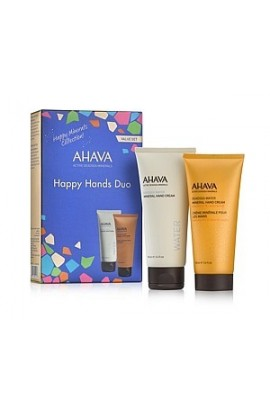 Ahava Duo mineral hand cream and hand cream tangerine and cedar 100 ml