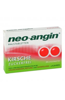 MCM Neo-Angin Crepes Cherry (24 pcs)