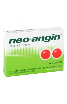 MCM Neo-angine throat tablets (24 pcs)