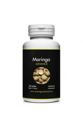 ADVANCE, Moringa, 180 kapslí