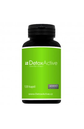 ADVANCE, DetoxActive, 120 kapslí