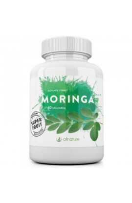 ALLNATURE, Moringa, 60 tablet